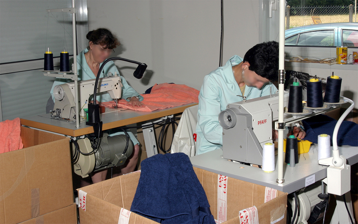 couture entreprise