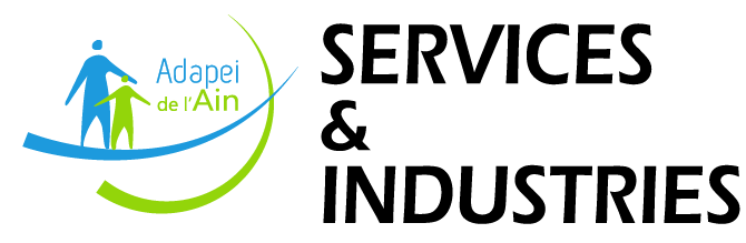Adapei services industries Retina Logo